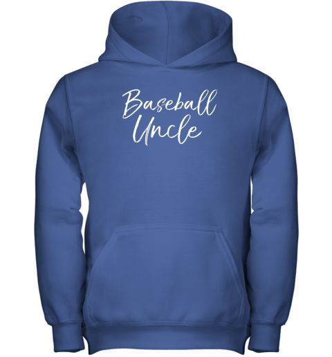 x26j baseball uncle shirt for men cool baseball uncle youth hoodie 43 front royal