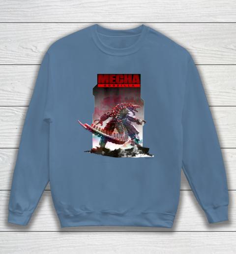 Godzilla vs Kong Mechagodzilla Sweatshirt 6