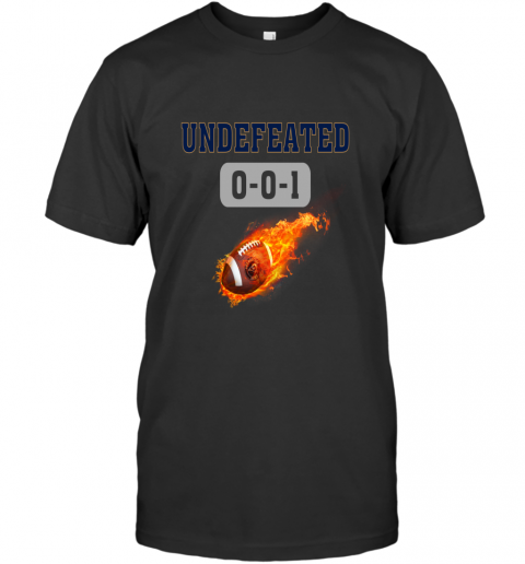 NFL LOS ANGELES RAMS LOGO Undefeated T-Shirt