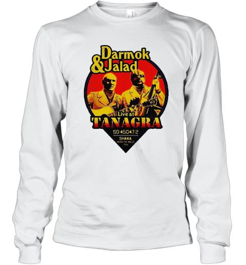 Darmok and jalad live at tanagra heart shirt Long Sleeve T-Shirt
