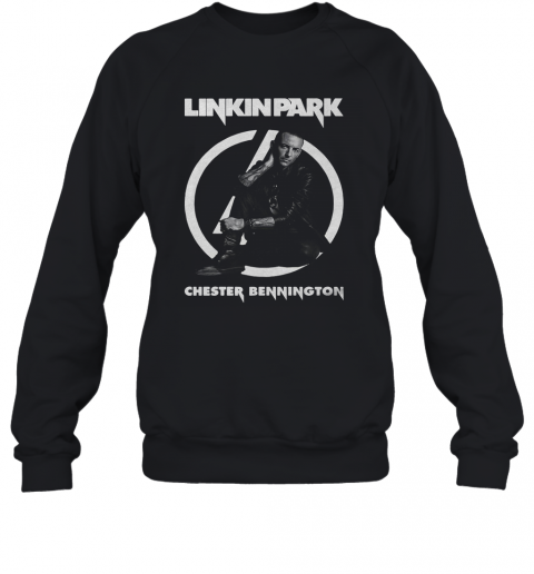Linkin Park Band Chester Bennington Sweatshirt