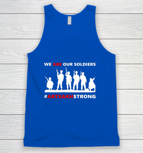 We Are Our Soldiers Tank Top 4