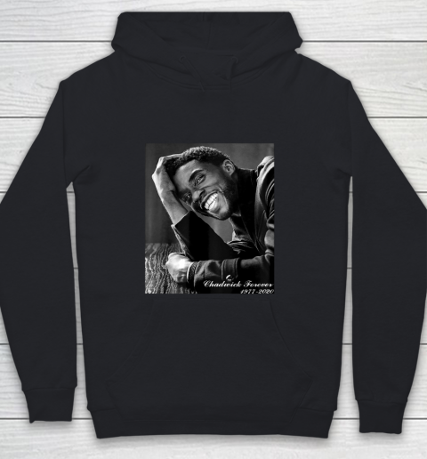 RIP Boseman Forever 1977  2020 Youth Hoodie