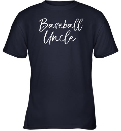 5rmk baseball uncle shirt for men cool baseball uncle youth t shirt 26 front navy