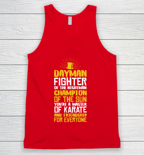 Beer Lover Funny Shirt DAYMAN! Champion of the Sun Tank Top 5