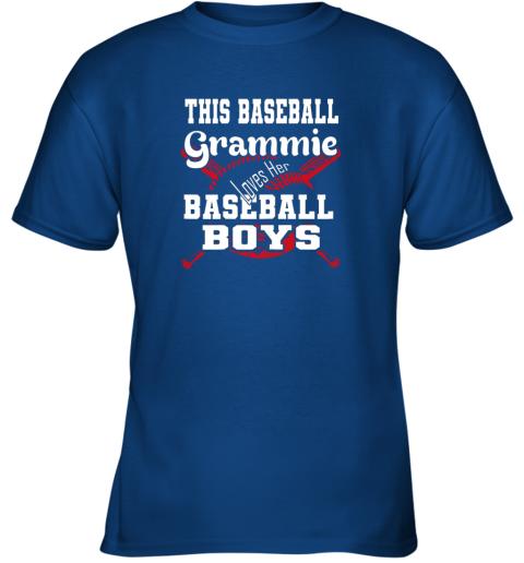 xvqk this baseball grammie loves her baseball boys youth t shirt 26 front royal