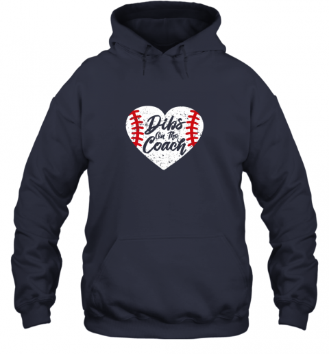 j31n dibs on the coach funny baseball hoodie 23 front navy