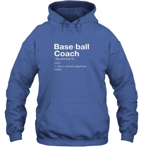 m9mb coach baseball shirt team coaching hoodie 23 front royal
