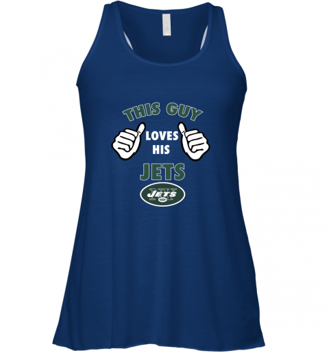 2ukv this guy loves his new york jets flowy tank 32 front true royal