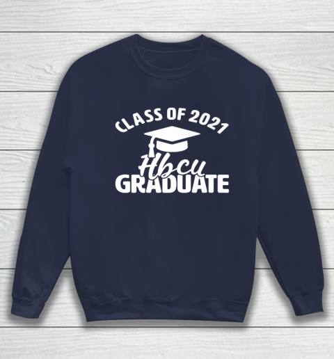 HBCU Alumni Apparel Class Of 2021 HBCU Grad Sweatshirt 2
