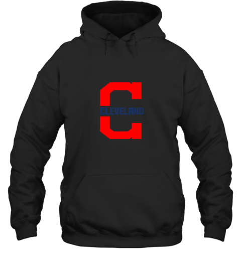 Cleveland Hometown Indian Tribe Vintage For Baseball Hoodie