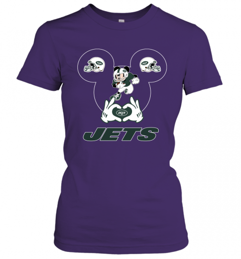 p4io i love the jets mickey mouse new york jets ladies t shirt 20 front purple