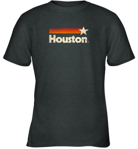 rupp houston texas shirt houston strong shirt vintage stripes youth t shirt 26 front dark heather