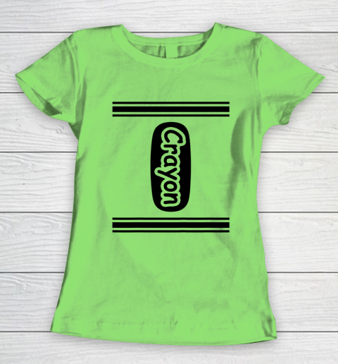 Crayon Women's T-Shirt 5