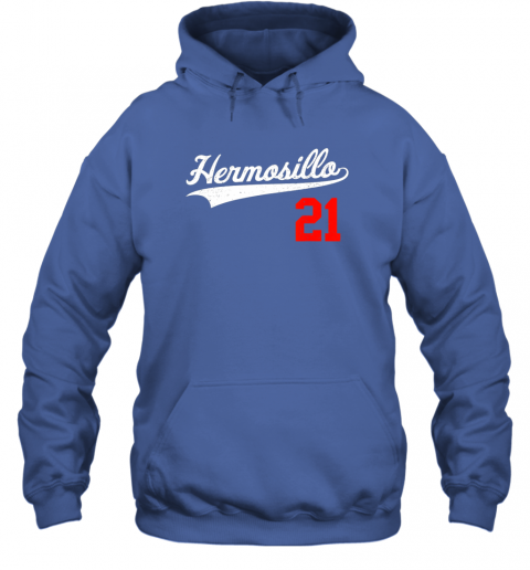s70u hermosillo shirt in baseball style for mexican fans hoodie 23 front royal