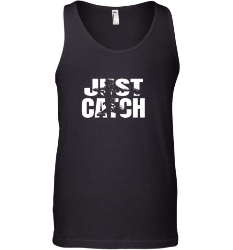 Just Catch Baseball Catchers Long Sleeve Shirt Baseballisms Tank Top