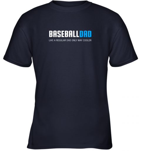 mun8 mens baseball dad shirt funny cute father39 s day gift youth t shirt 26 front navy