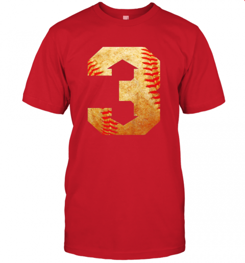yt8u three up three down baseball 3 up 3 down jersey t shirt 60 front red
