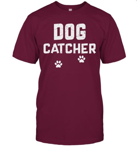 Halloween Dog Catcher Costume Gift T-Shirt
