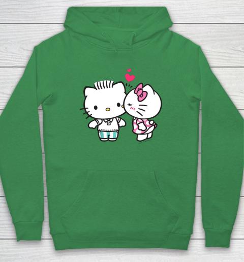 Hello Kitty and Dear Daniel Valentine Tee Hoodie 5