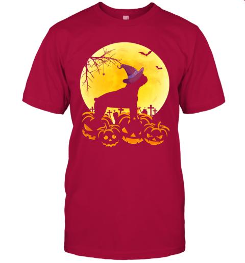 Funny Halloween Costume Boston Terrier Dog Lover Gift T-Shirt