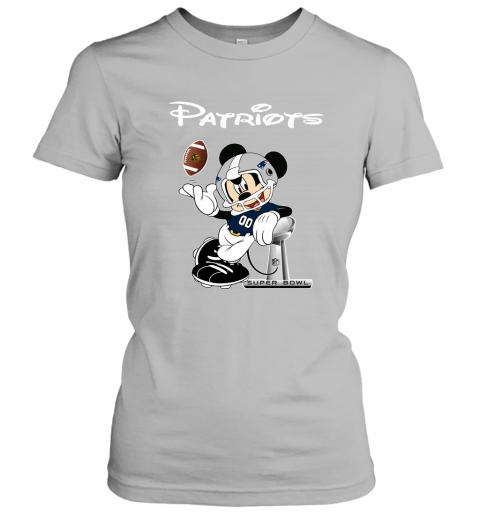 txtn mickey patriots taking the super bowl trophy football ladies t shirt 20 front sport grey
