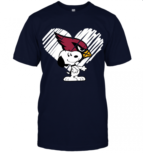 a5kv happy christmas with arizona cardinals snoopy jersey t shirt 60 front navy