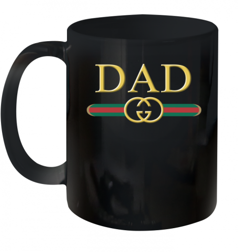Great Dad Gucci Family Ceramic Mug 11oz
