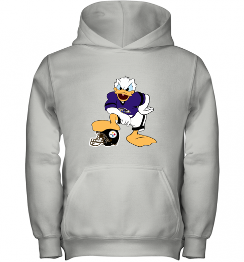You Cannot Win Against The Donald Baltimore Ravens NFL Youth Hoodie