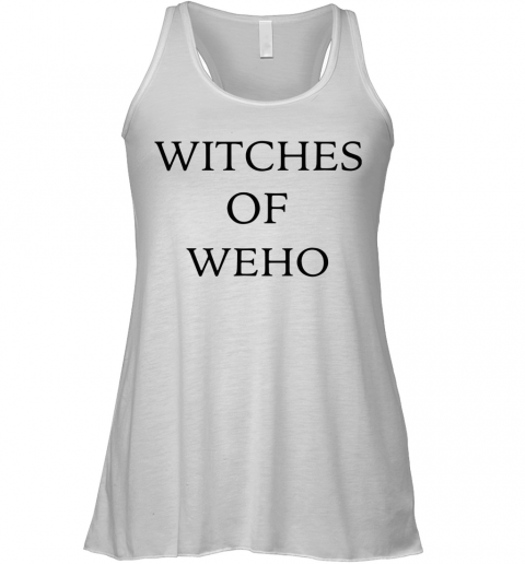 Witches Of Weho Racerback Tank