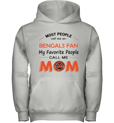 People Call Me CINCINNATI BENGALS Fan  Mom Youth Hoodie