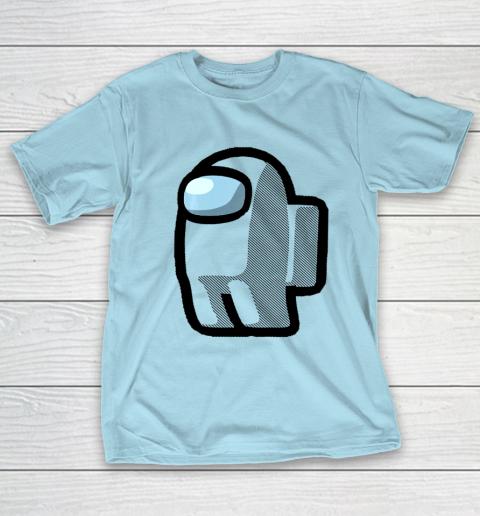 Imposter Among Gamer Us Impostor Sus T-Shirt 10