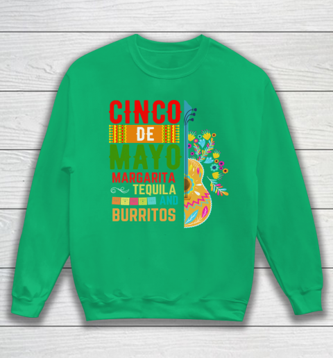 Its Cinco De Mayo Amigos Mexico Sweatshirt 5