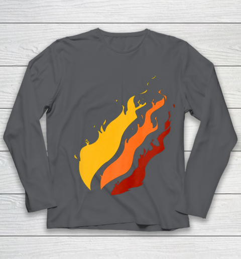 Gaming Tee for Gamer with Game Plays Style Youth Long Sleeve 8