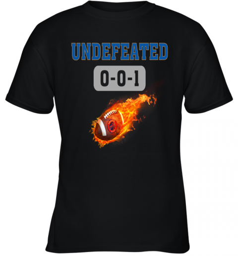 NFL BUFFALO BILLS Logo Undefeated Youth T-Shirt