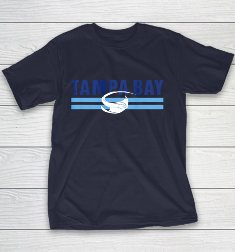 Cool Tampa Bay Local Sting ray TB Standard Tampa Bay Fan Pro Youth T-Shirt 2
