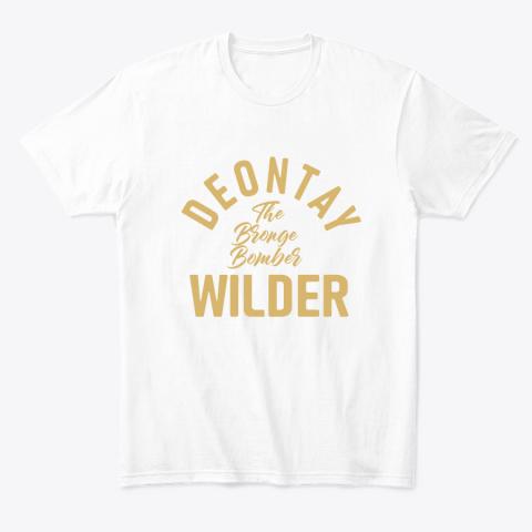 DEONTAY WILDER T-Shirt