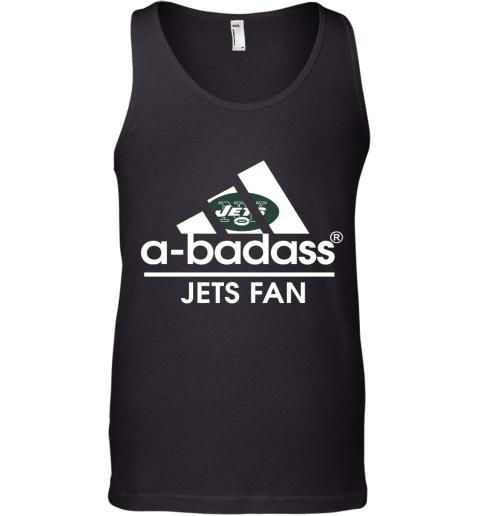 A Badass New York Jets Mashup Adidas NFL Tank Top