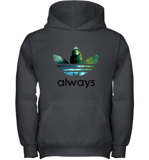 mxu8 adidas severus snape always harry potter shirts youth hoodie 43 front black