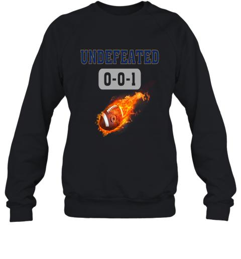 NFL DALLAS COWBOYS LOGO Undefeated Sweatshirt