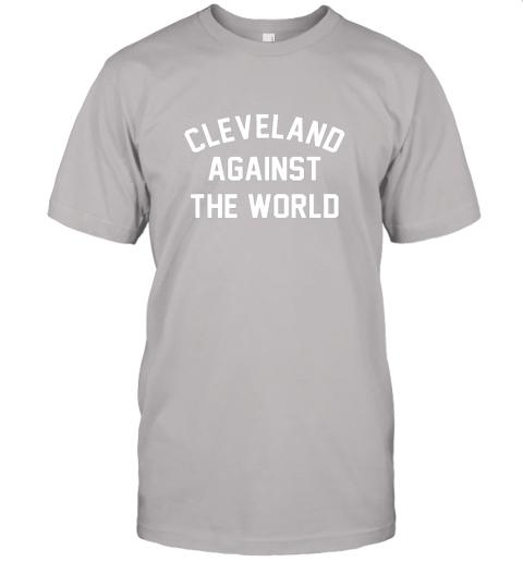 k3xs cleveland against the world football baseball basketball jersey t shirt 60 front ash