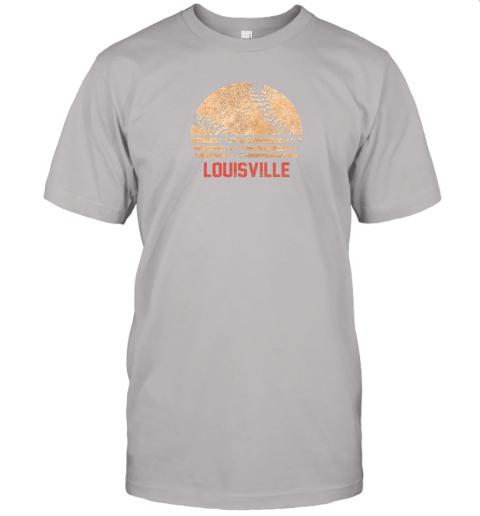 sm8l vintage baseball louisville shirt cool softball gift jersey t shirt 60 front ash