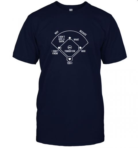 qpah who39 s on first shirt funny positions dark jersey t shirt 60 front navy