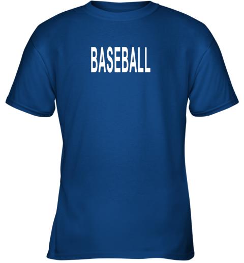 lgz3 shirt that says baseball youth t shirt 26 front royal