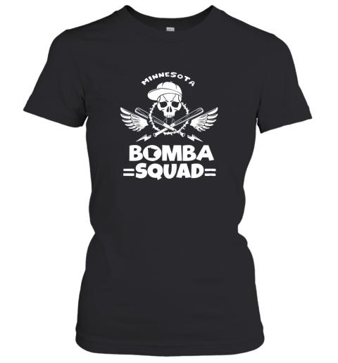 BOMBA SQUAD Twins Shirt Minnesota Baseball Men BOMBA SQUAD Women's T-Shirt