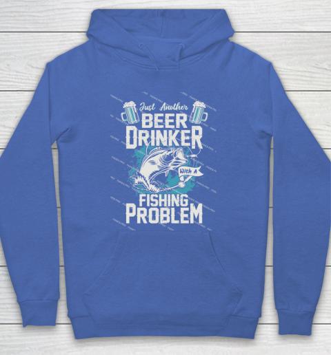 Beer Lover Funny Shirt Fishing ANd Beer Hoodie 6