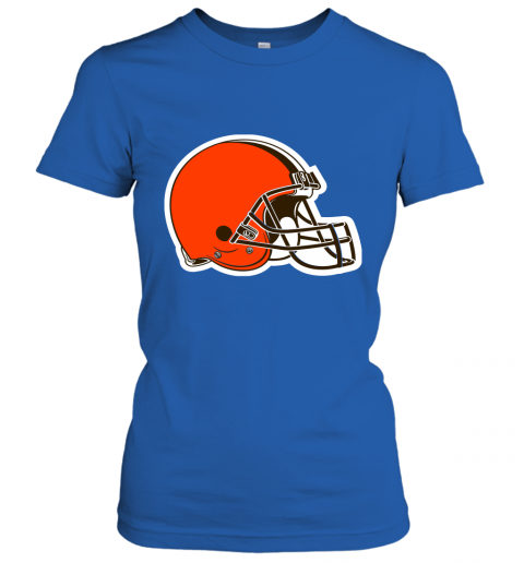 8oqz cleveland browns nfl pro line by fanatics branded brown victory ladies t shirt 20 front royal