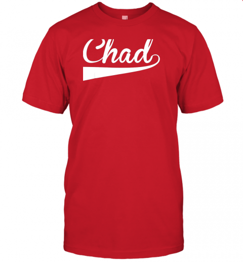 ovom chad country name baseball softball styled jersey t shirt 60 front red