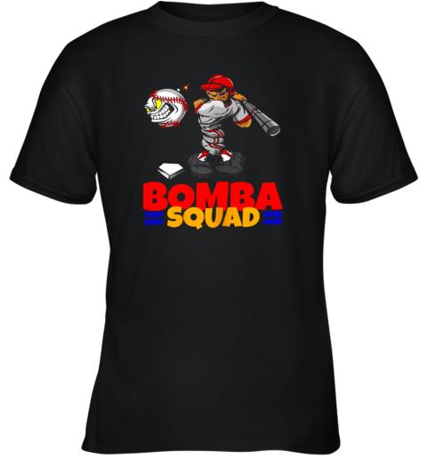Bomba Squad Twins Shirt for Men Women Baseball Minnesota Youth T-Shirt