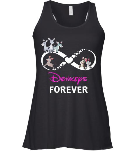 Disney Donkey Forever Racerback Tank